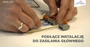 Embedded thumbnail for Montaż PRIVA-LITE