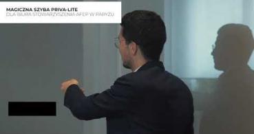 Embedded thumbnail for SAINT-GOBAIN PRIVA-LITE – szkło o zmiennej przezierności dla biur AFEP