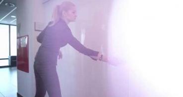 Embedded thumbnail for PRIVA-LITE SLIDING DOOR SYSTEM